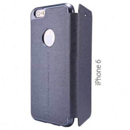 Preklopna Torbica za Apple iPhone 6 (4.7) Temno siva barva Nillkin
