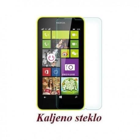 Zaščitno kaljeno steklo za Nokia Lumia 630/635,Trdota 9H, 0,3 mm