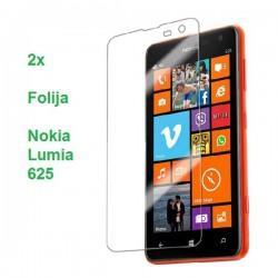 Zaščitna Folija za Nokia Lumia 625,paket 2 v 1