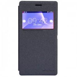 Torbica za Sony Xperia M2 S-View ,Črna barva
