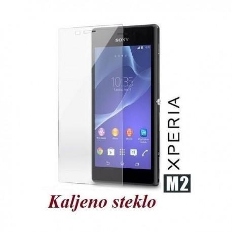 Zaščitno kaljeno steklo za Sony Xperia M2 Trdota 9H, 0,3 mm