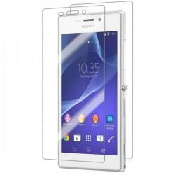 Zaščitna Folija ekrana za Sony Xperia M2 Sprednja+Zadnja folija