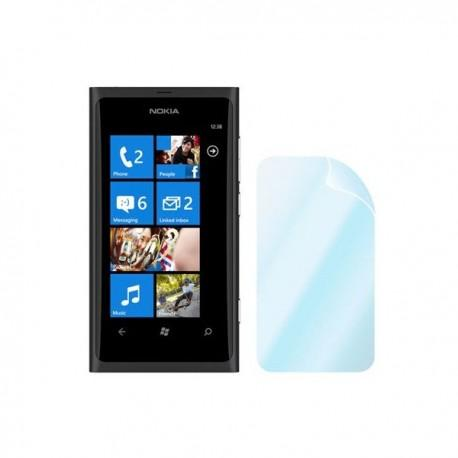 Zaščitna folija ekrana za Nokia Lumia 800,paket 2 v 1