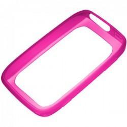 Silikon Etui za Nokia Lumia 710,pink barva,Soft Cover CC-1046