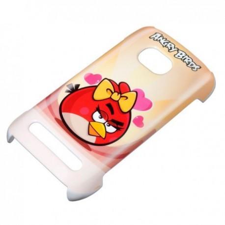 Etui za Nokia Lumia 710,zadnji pokrovček,original Nokia CC-3036 Angry Birds
