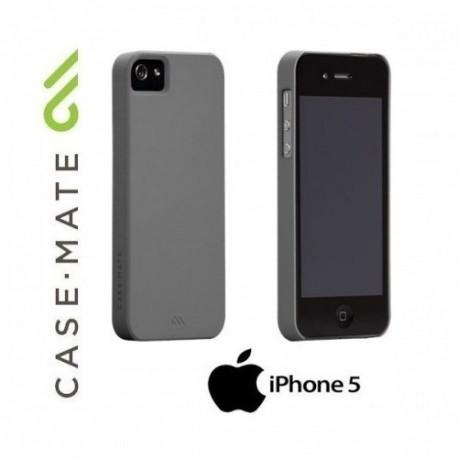 Etui za Apple iPhone 5/5S Case-Mate Barely There Case Zadnji pokrovček, siva barva