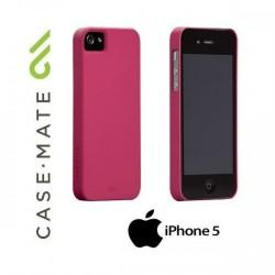 Etui za Apple iPhone 5/5S Case-Mate Barely There Case Zadnji pokrovček, pink barva