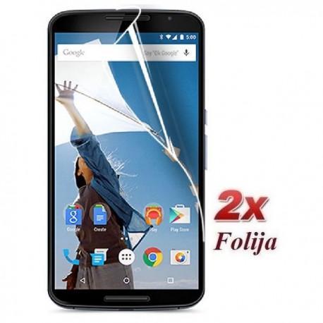 Zaščitna Folija ekrana za Motorola Nexus 6 Duo pack