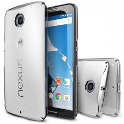 Etui za Motorola Nexus 6 Ringke Slim Crystal Clear