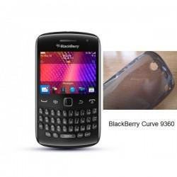 Silikon Etui za BlackBerry Curve 9360