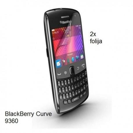 Zaščitna Folija za BlackBerry Curve 9360