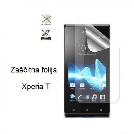 Zaščitna folija ekrana za Sony Xperia T,AntiReflex+Crystal
