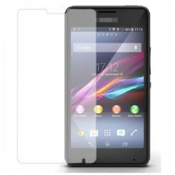 Zaščitna folija ekrana za Sony Xperia E1 ,E1 Dual,paket 2 v 1