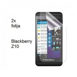 Zaščitna Folija za Blackberry Z10 duo pack