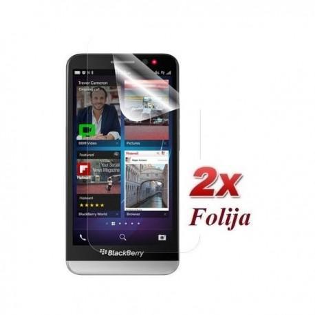 Zaščitna Folija ekrana za BlackBerry Z30 Duo Pack