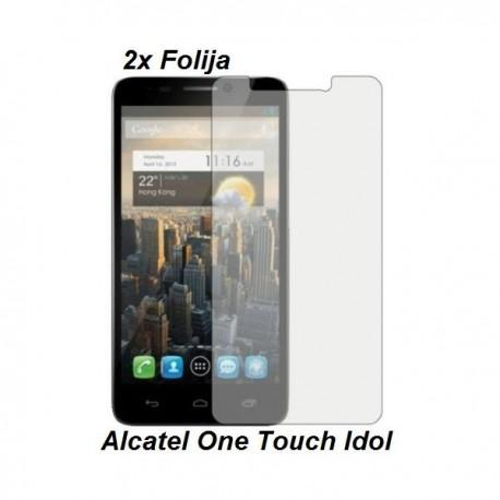 Zaščitna Folija za Alcatel One Touch Idol Duo Pack