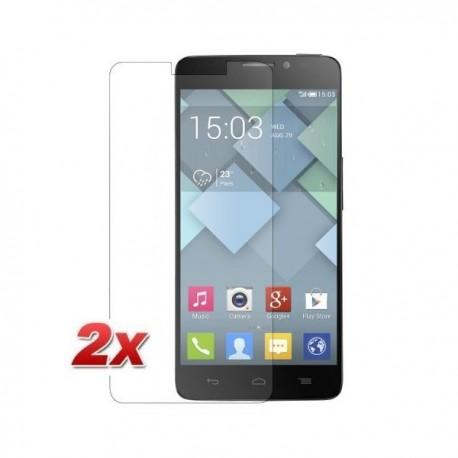 Zaščitna Folija za Alcatel One Touch Idol X Duo Pack