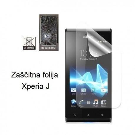 Zaščitna folija ekrana za Sony Xperia J,AntiCrash