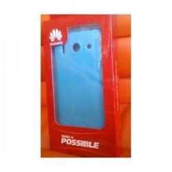 Original Zadnji pokrovček za Huawei Ascend G510 Svetlo modra barva