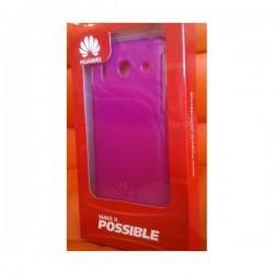 Original Zadnji pokrovček za Huawei Ascend G510 Vijola barva