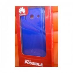 Original Zadnji pokrovček za Huawei Ascend G510 Temno modra barva