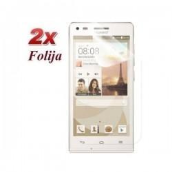 Zaščitna Folija ekrana za Huawei Ascend G6 ,Duo pack