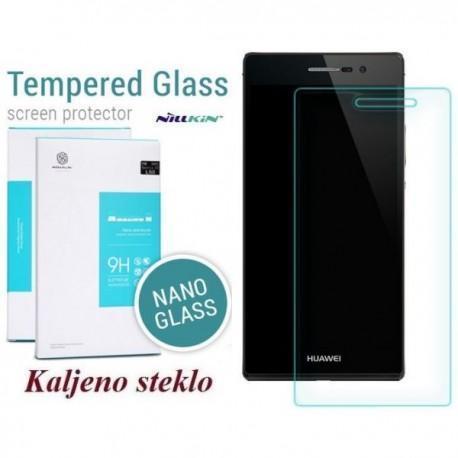 Zaščitno kaljeno steklo za Huawei Ascend P7 Trdota 9H, 0,3 mm Nillkin