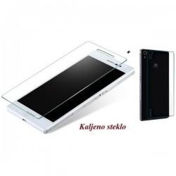 Zaščitno kaljeno steklo za Huawei Ascend P7 Trdota 9H 0,3 mm Front+Back