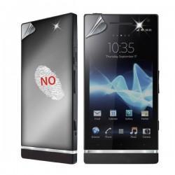 Zaščitna folija ekrana za Sony Xperia S,AntiFinger