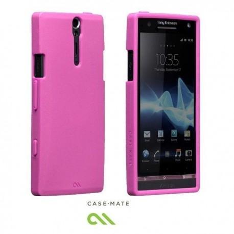 Etui za Sony Xperia S,pink barva,Case Mate