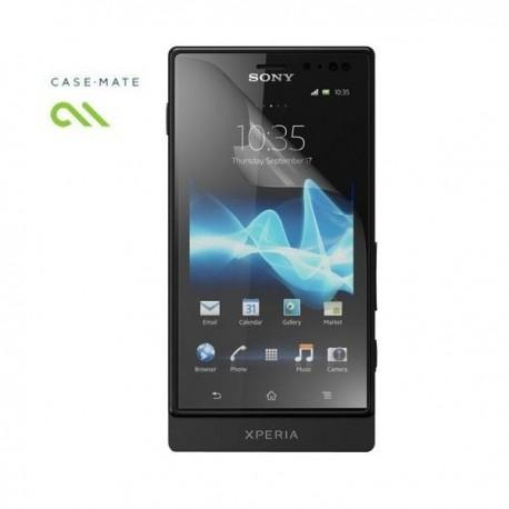 Zaščitna folija ekrana za Sony Xperia S,Case Mate