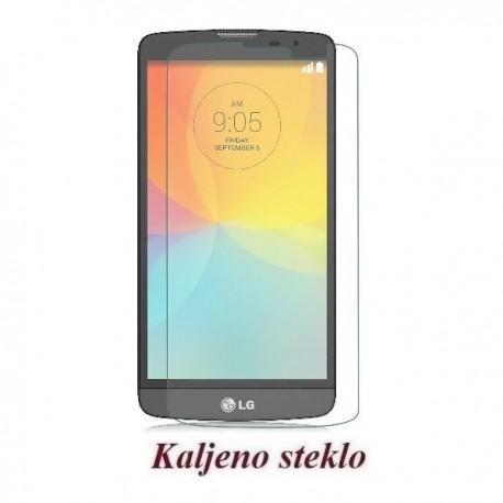 Zaščitno kaljeno steklo za LG L Bello Trdota 9H 0,3 mm Premium