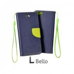 Preklopna Torbica za LG L Bello Modra barva