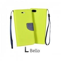 Preklopna Torbica za LG L Bello Limona barva