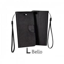 Preklopna Torbica za LG L Bello Črna barva