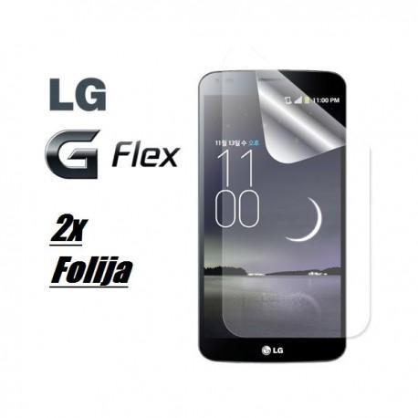 Zaščitna Folija ekrana za LG G Flex Duo Pack