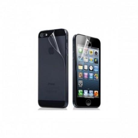 Zaščitna folija ekrana za Apple iPhone 5,5S Sprednja+Zadnja folija
