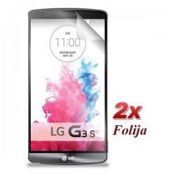 Zaščitna Folija ekrana za LG G3 S Duo Pack