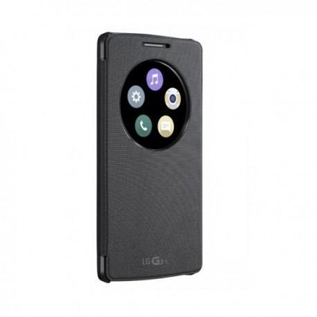 Torbica za LG G3 S ,Original Quick Circle Window CCF-490G ,Titan barva