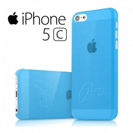 ITSKINS Zero 3 (0.3mm) Cover za Apple iPhone 5C ,Modra barva + Zaščitna folija