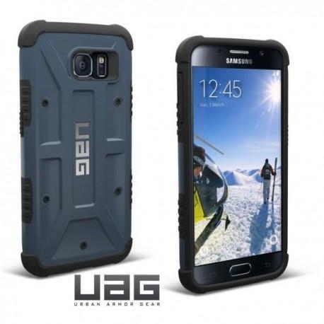 Etui za Samsung Galaxy S6 Urban Armor Gear+Folija ekrana Slate-Black