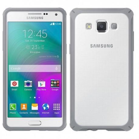 Etui za Samsung Galaxy A5 Protective Cover EF-PA500BSE Svetlo siva barva