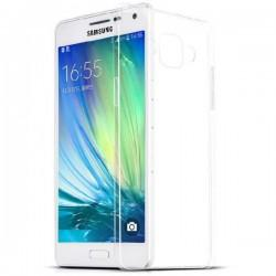 Silikon etui za Samsung Galaxy A5 +Folija ekrana TPU 0,3mm Transparent barva