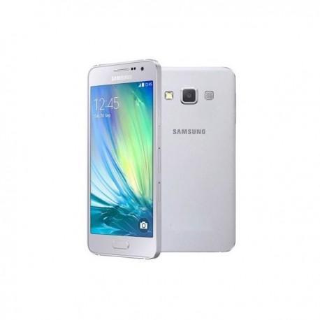 Silikon etui za Samsung Galaxy A3 +Folija ekrana TPU 0,3mm Transparent barva