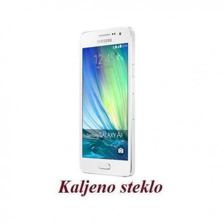Zaščitno kaljeno steklo za Samsung Galaxy A3 Trdota 9H 0,3 mm