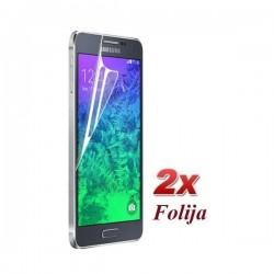 Zaščitna Folija ekrana za Samsung Galaxy Alpha Duo Pack