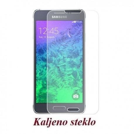 Zaščitno kaljeno steklo za Samsung Galaxy Alpha Trdota 9H 0,3 mm