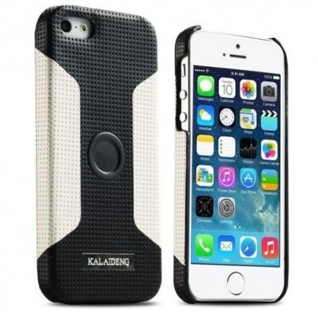 Etui za Apple iPhone 5/5S Zadnji pokrovček+Avto nosilec 2v1