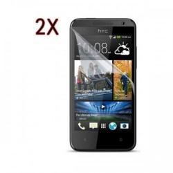 Zaščitna folija ekrana za HTC Desire 300 Duo pack