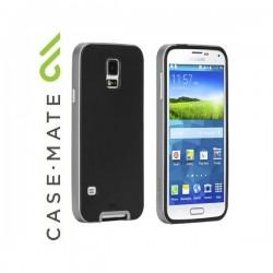 Etui za Samsung Galaxy S5 Case-Mate Slim Tough case ,Črna/Silver barva